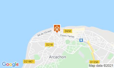 Mapa Arcachon Estúdio 98573