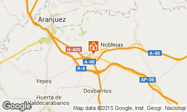 Mapa Toledo Casa 56942