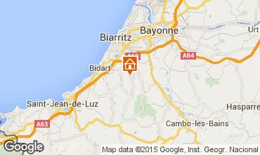 Mapa Biarritz Casa 101410