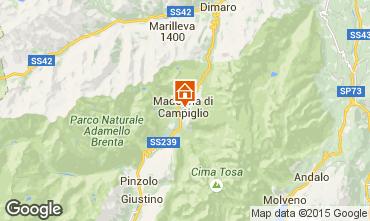 Mapa Madonna di Campiglio Estúdio 92365
