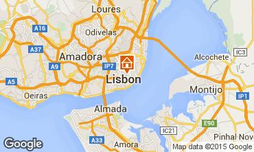 Mapa Lisboa Apartamentos 68982