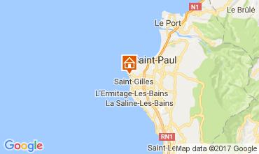 Mapa Saint Gilles Vivenda 9874