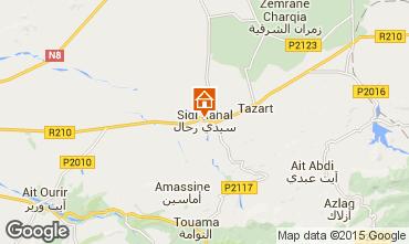 Mapa Casablanca Vivenda 33283