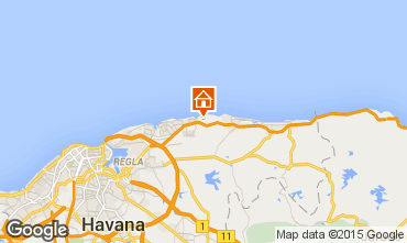Mapa Havana Vivenda 88660
