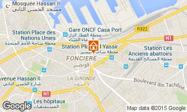 Mapa Casablanca Est�dio 91578