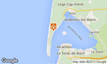 Mapa Cap Ferret Vivenda 29456