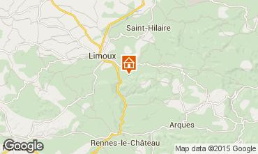 Mapa Limoux Vivenda 100871