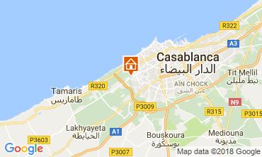 Mapa Casablanca Apartamentos 104225