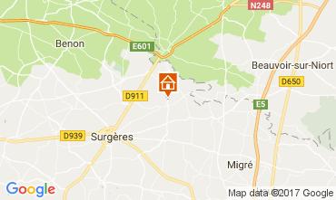 Mapa La Rochelle Vivenda 107743
