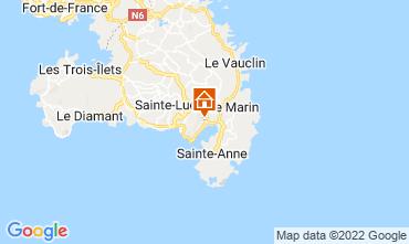 Mapa Le Marin Vivenda 73475
