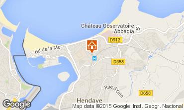 Mapa Hendaye Casa 9352