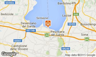 Mapa Sirmione Apartamentos 74903