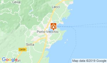 Mapa Porto Vecchio Vivenda 84149