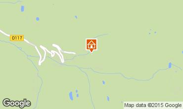 Mapa Val Thorens Estúdio 101422