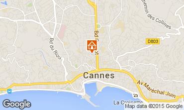 Mapa Cannes Estúdio 87329