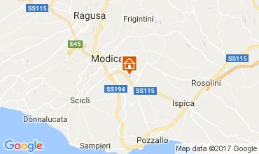 Mapa Modica Vivenda 80757