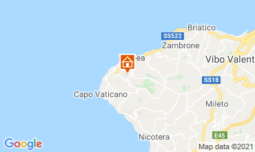 Mapa Tropea Apartamentos 56650