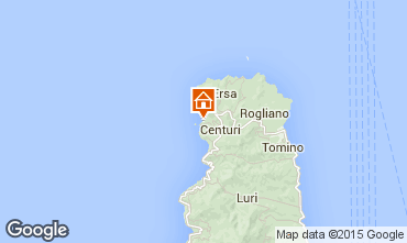 Mapa Centuri Casa 96213