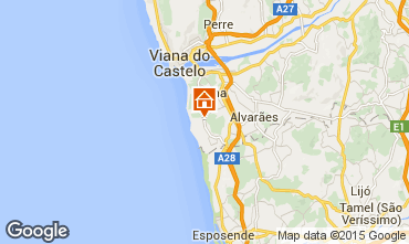 Mapa Viana do Castelo Casa 38797
