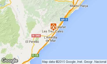 Mapa Tarragona Vivenda 98914