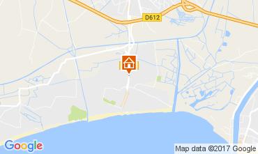Mapa Vias Praia Mobil Home 107762