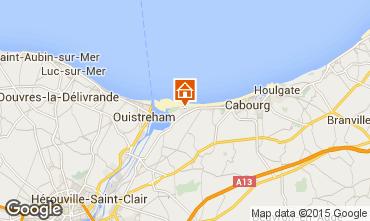 Mapa Cabourg Apartamentos 62026