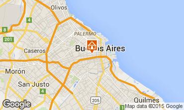 Mapa Buenos Aires Quarto de h�spedes 102146