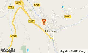 Mapa Morzine Apartamentos 39671