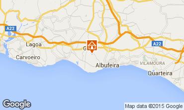 Mapa Albufeira Vivenda 89639