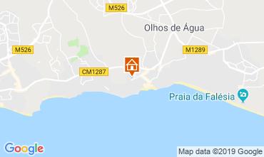 Mapa Albufeira Vivenda 118588