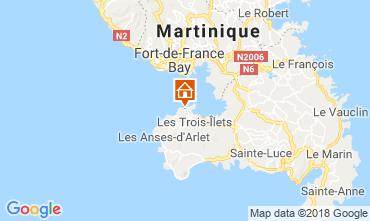 Mapa Trois Ilets Apartamentos 117239
