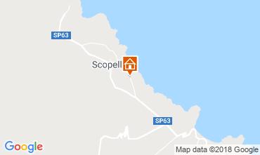 Mapa Scopello Vivenda 117032