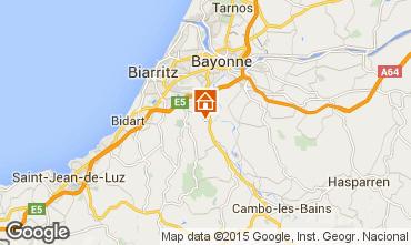 Mapa Biarritz Vivenda 88911