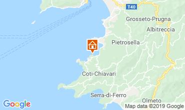 Mapa Porticcio Vivenda 118013