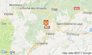 Mapa Gap Casa de turismo rural/Casa de campo 110169