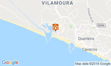 Mapa Vilamoura Apartamentos 118756