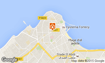 Mapa El Jadida Vivenda 92836