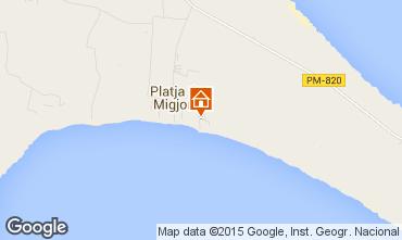 Mapa Formentera Apartamentos 76917