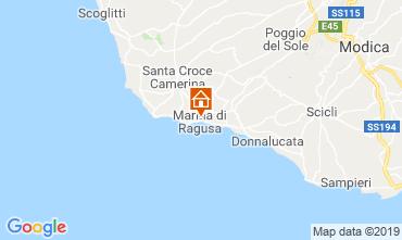 Mapa Marina di Ragusa Apartamentos 119747