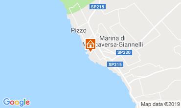 Mapa Marina di Mancaversa Apartamentos 77666