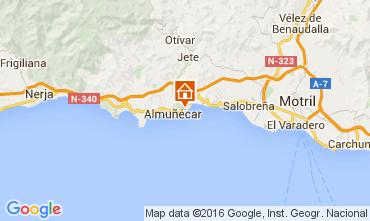 Mapa Almuñecar Casa 59294