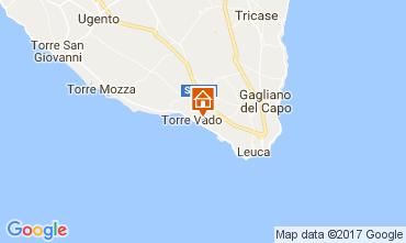 Mapa Santa Maria di Leuca Vivenda 76913