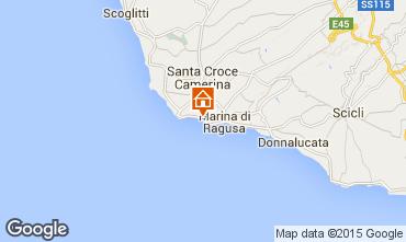 Mapa Marina di Ragusa Apartamentos 40914