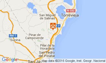 Mapa Torrevieja Vivenda 102644