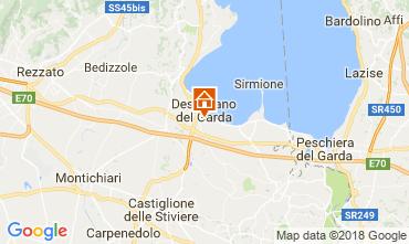 Mapa Desenzano del Garda Apartamentos 115248