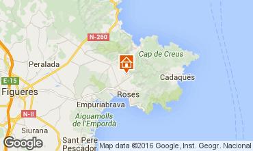 Mapa Rosas Vivenda 102783