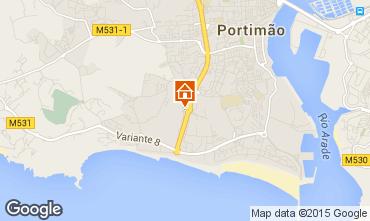 Mapa Portimão Apartamentos 94930
