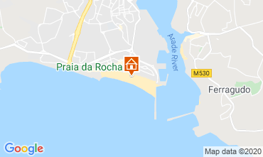 Mapa Praia da Rocha Estúdio 53606