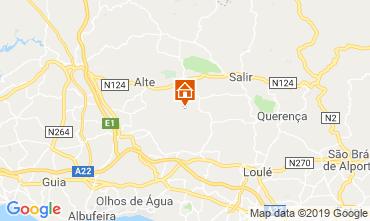 Mapa Loulé Casa 70393