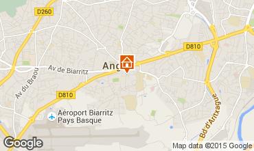 Mapa Biarritz Apartamentos 97208